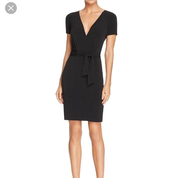 0659e69e8755f T Tahari Dresses   Faux Wrap Trish Dress   Poshmark